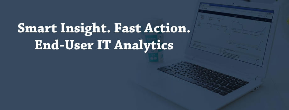 Nexthink End-User IT Analytics